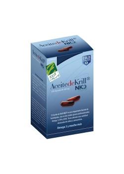 ACEITE DE KRILL NKO 120 CAPSULAS - 100% NATURAL - 8437008750439