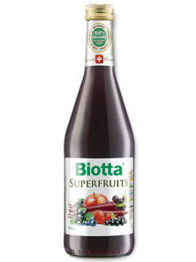JUGO SUPERFRUITS 500ML BIO - BIOTTA - 7618500948512
