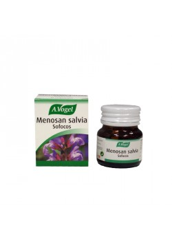 MENOSAN SALVIA 30 COMPRIMIDOS - A.VOGEL - 7610313426546