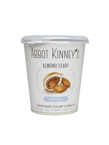 POSTRE VEGETAL ALMENDRA NATURAL 400ML BIO - ABBOT KINNEYS - 8719189236712