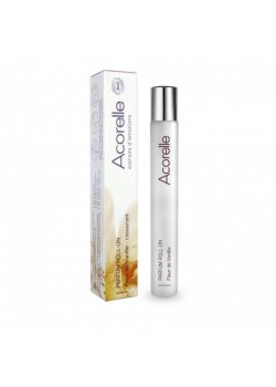 PERFUME ROLL-ON FLOR DE VAINILLA 10ML BIO - ACORELLE - 3700343023458