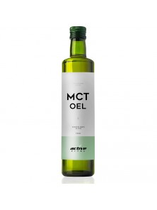 MCT OIL ACEITE DE COCO NEUTRO 500ML - C8+C10 - ACTIVEVITAL - 9120037665704