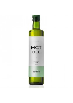 MCT OIL ACEITE DE COCO NEUTRO 500ML - C8+C10 - ACT