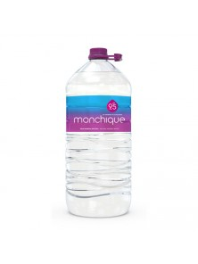 AGUA MINERAL NATURAL ALCALINA PH 9,5 5L - AGUA DE MONCHIQUE - 5604172000353