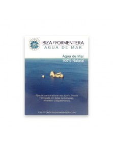 AGUA DE MAR PLASMA MARINO 3L - IBIZA Y FORMENTERA - 8414606450763