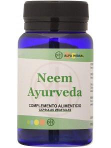 NEEM AYURVEDA 60 CÁPSULAS - ALFA HERBAL - 8436571911544