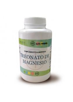 TREONATO DE MAGNESIO 90 CAPSULAS - ALFA HERBAL - 8436571911162