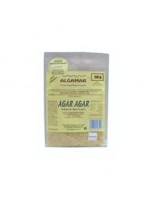 ALGA AGAR-AGAR COPOS 50GR ECO - ALGAMAR - 8437002393304
