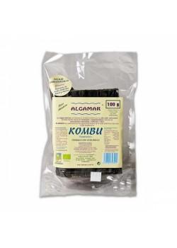 ALGA KOMBU HOJAS 100GR - ALGAMAR - 8437002393021