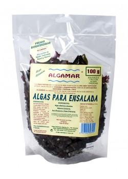 ALGAS PARA ENSALADA 100GR - ALGAMAR - 8437006738088