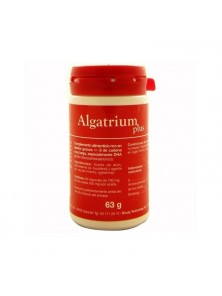 ALGATRIUM PLUS 350MG DHA 90 PERLAS - ALGATRIUM - 8470003506816