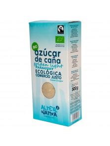 AZUCAR DE CAÑA GOLDEN 500GR - ALTERNATIVA - 8435030572388