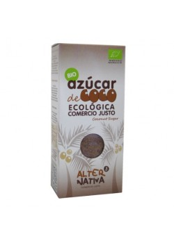 AZUCAR DE COCO 250GR BIO - ALTERNATIVA - 8435030573965