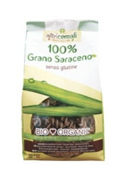 ESPIRALES 100% TRIGO SARRACENO 250GR BIO - ALTRICEREALI - 8018699017065