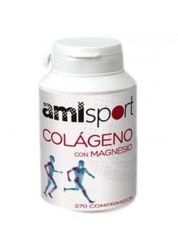 COLAGENO CON MAGNESIO AMLSPORT 270 COMPRIMIDOS - ANA MARIA LAJUSTICIA - 8436000680492