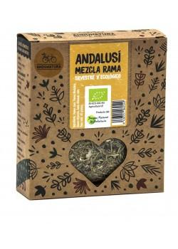 MEZCLA ANDALUSI CAJA KRAFT 40GR BIO - ANDUNATURA - 8436551062549