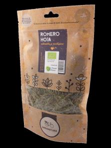 ROMERO HOJAS BOLSA KRAFT 40GR BIO - ANDUNATURA - 8436551060323