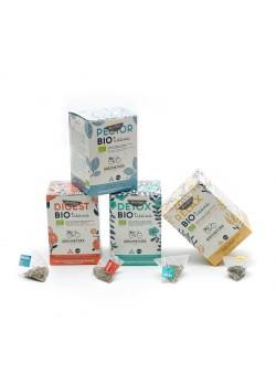 TISANA DETOX 15 PIRAMIDES BIO - ANDUNATURA - 8436551068336
