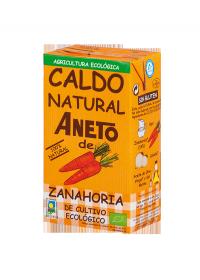 CALDO DE ZANAHORIA 1L BIO - ANETO - 8410748304001