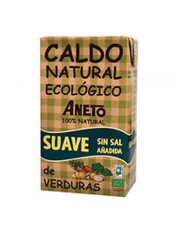 CALDO SUAVE DE VERDURAS 1L BIO