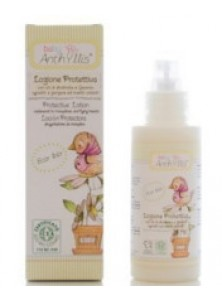 LOCION ANTIMOSQUITOS BABY 100ML ECO - ANTHYLLIS - 8002849917145