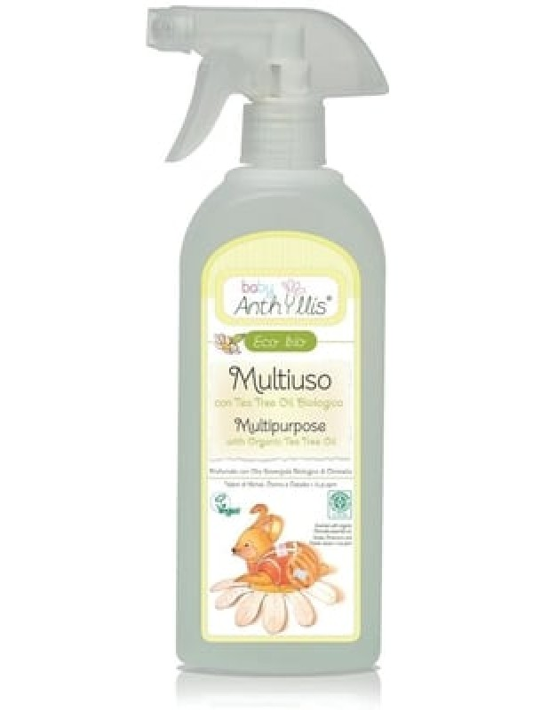 MULTIUSO HIGIENIZANTE SPRAY BABY 500ML BIO - ANTHYLLIS - 8002849918319