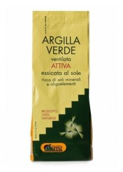 ARCILLA VERDE ACTIVADA 500GR BIO - ARGITAL - 8018968030160