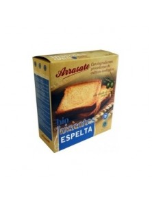 BISCOTE DE ESPELTA 270GR BIO - ARRASATE - 8437005258051