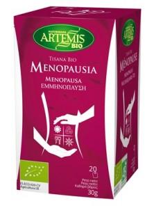 TISANA MENOPAUSIA 20 BOLSITAS BIO - ARTEMIS - 8428201310971