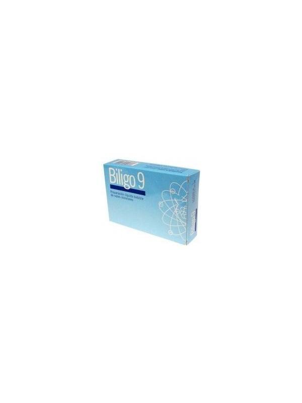 BILINGO 09 SILICIO 20 AMPOLLAS - 8435041039092