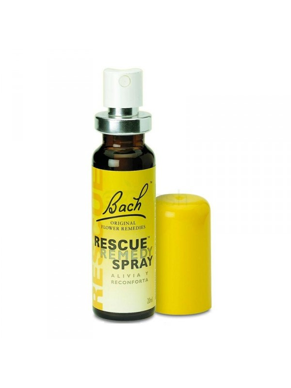 RESCUE REMEDY 20ML - BACH FLOWERS - 5000488104172