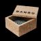 CAJA DE CORCHO PARA COSMETICA SOLIDA - BANBU - 8420078425321