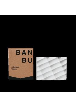 JABONERA WAVES GRIS - BANBU - 8420078998016