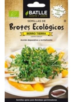 BROTES BERRO PARA GERMINAR BIO - BATLLE - 8414934084531
