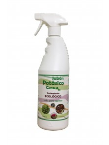 JABÓN POTÁSICO CASTALIA SPRAY 750ML BIO - BIOBEL - 8421427024042