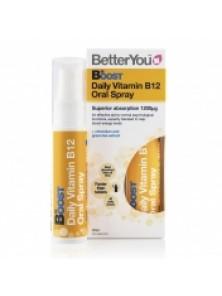 BOOST B12 SPRAY ORAL 25ML - BETTERYOU - 96032893