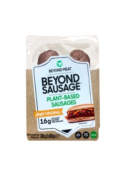 SALCHICHAS BEYOND MEAT 2 UNIDADES 100GR - BEYOND MEAT - 1240000005264