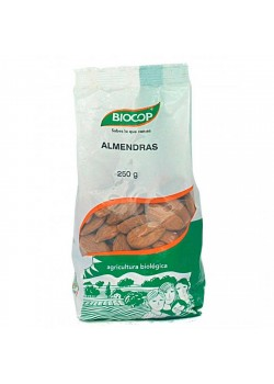 **ALMENDRAS 150GR BIO - BIOCOP -  8423903050972
