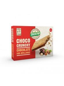 GALLETAS CHOCO CRUNCHY CHOCOLATE AVELLANAS 170GR - BIOCOP - 8423903058503