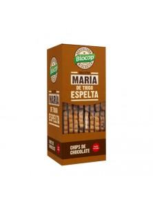 GALLETAS MARIA ESPELTA Y CHIPS DE CHOCOLATE 177 GR BIO - BIOCOP - 8423903063040