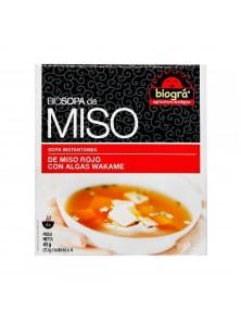 **SOPA DE MISO + ALGAS 40GR BIO - BIOGRA - 8426904172223