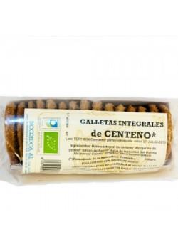 GALLETAS DE CENTENO INTEGRALES 200GR BIO - BIOGREDOS - 8437003535864