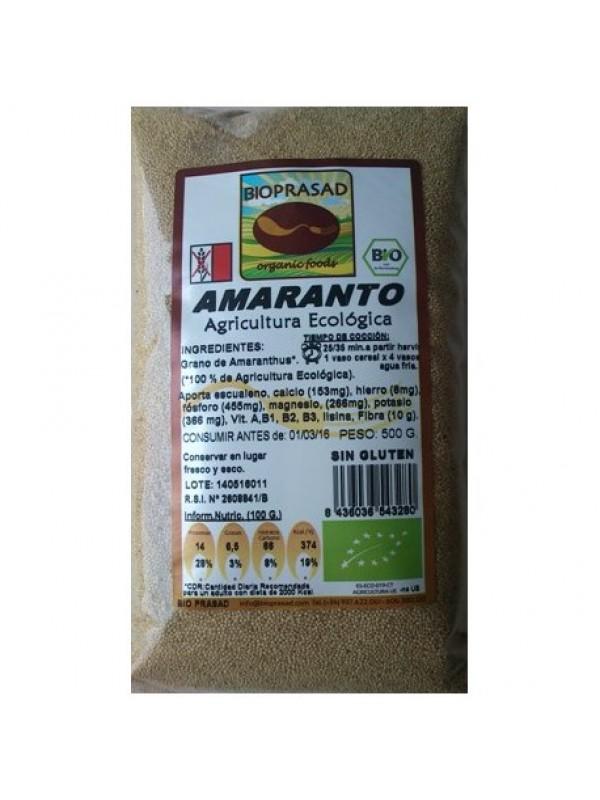 AMARANTO GRANO 500GR BIO