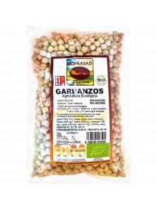GARBANZOS SIN GLUTEN 500GR BIO - BIOPRASAD - 8436036543594
