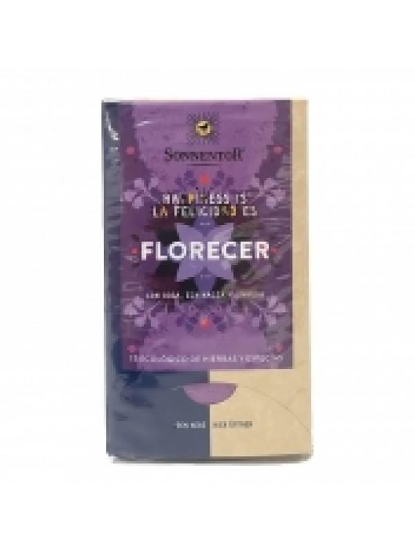 HAPPINESS FLORECER TE CON ROSA EQUINACEA Y ONAGRA 27 BOLSITAS - SONNENTOR - 09004145025806