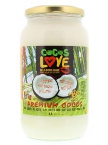 ACEITE DE COCO SUAVE 1L BIO - COCOS LOVE - 5425013647397