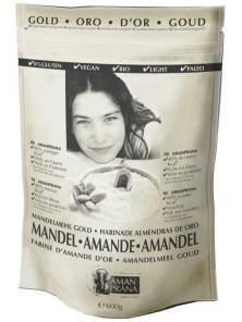 HARINA ALMENDRA 600GR BIO - AMANPRANA - 5425013649889