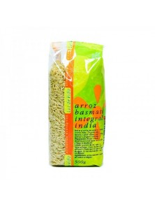 **ARROZ BASMATI INTEGRAL INDIA 500GR - BIOSPIRIT - 8429837007082