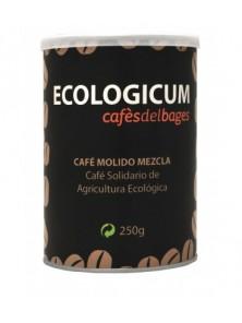 CAFE MOLIDO MEZCLA 250GR BIO - CAFES DEL BAGES - 8433431560102
