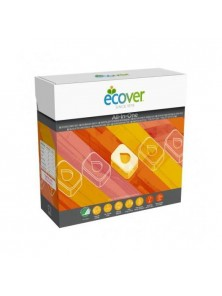 LAVAVAJILLAS MAQUINA ALL-IN-ONE ECOVER 25 TABLETAS - ECOVER - 5412533416602